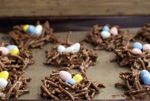 Easter crafts / recipes