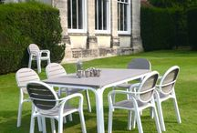 Nardi Garden Furniture / Nardi Garden Furniture, manufactures in Italy and distributed in the UK by Europa Leisure (UK) Ltd. www.europaleisure.co.uk  Tel 01722 742763