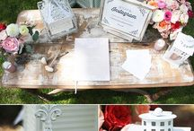 Inspire | Guest book table