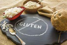 Sin gluten / Productos sin gluten