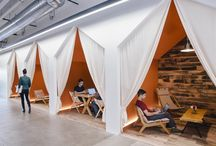 quirky work space