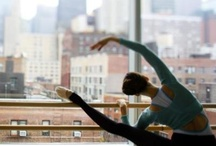 Ballet: Perfection / A delicate balance between perfection and freedom. / by Cathy Kaps