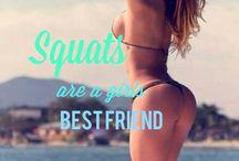 SPORT 1 : Squat.