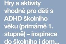 Děti s ADHD