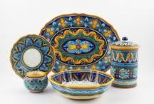 Ceramics and Pottery - Italian