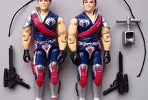 No better villains than these!! / Cobra!!