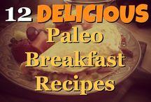 Paleo - breakfast / by Brenda Kusan
