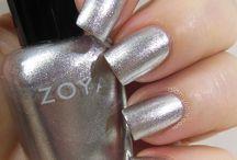 Zoya nail colours