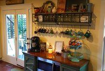 Kitchen Coffee/Wine Bar