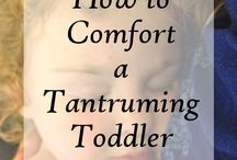 dealing with toddlers