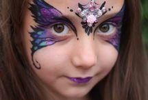 Kid make-up fun