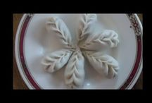 Different ways of wrapping a dumpling
