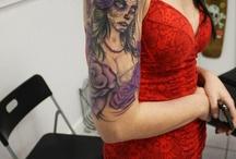 Blah / tattoos