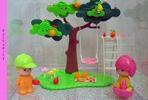 Mis juguetes / Juguetes y recuerdos de mi infancia