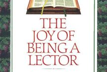 Lectors / Enriching the life of the Church by proclaiming the Scripture