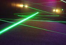 TRIPWIRE Laser Maze