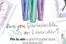 GHD ❤️ I am Jade / GHD Competition #ghdpastels