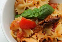Backen macht froh: herzhaft Kochen / Die herzhaften Kochrezepte vom Blog