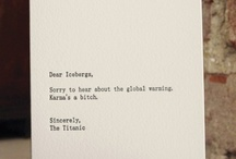 Things i like and make me laugh / by Tabatha Robbins-Deutsch