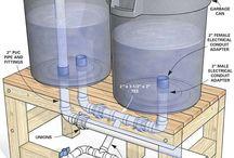 aproveitamento de agua