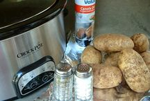 Crock Pot Recipes / by Joy Logan Burkhart
