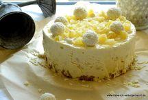 Dessert - Eistorten