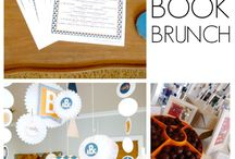Baby Showers / B is for Baby, Brunch, and Book