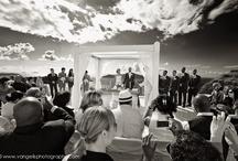 Wonderful Santorini Wedding Photos - Get Inspired! / Amazing photos from Santorini Weddings by Poema