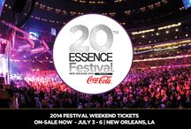 Trip to Essence Music Fest  / Things I will need for my trip to New Orleans / by Anita Williams-Thomas