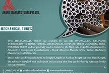 Anand Seamless Tubes / Anand Seamless Tubes