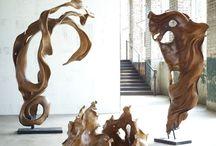 Skulptury