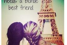 Friends :-) / by Celeste Delafield