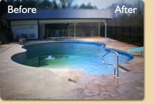 Backyard Vacations by Brown's Pools & Spas / Swimming pools and spas built by Brown's Pools located in Marietta, GA, Dallas, GA, Newnan, GA, Douglasville, GA and Carrollton, GA. We offer in ground pools, above ground pools, custom built spas, portable spas, Bullfrog Spas, Big Green Eggs, Kamado Joe Grills, Floats and Games, pool repairs and pool and spa cleaning. www.brownspools.com
