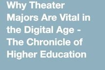 Tech in Theatre Education