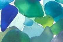 Sea Glass Colors