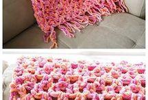 Πλεγμένες Κουβέρτες