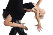 performing arts & dance / by Diane