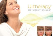 Ultherapy- NonInvasive Face & Neck Uplift / Ultherapy is the first device with an FDA indication for non-invasive lifting.  Unlike previous technology, it uses focused ultrasound to bypass the skin's surface and deliver energy deep into the structural layers of the skin. The Ultherapy® procedure is the only treatment FDA-cleared for a non-invasive neck, eyebrow and under-chin lift.  www.TheMedicalSpa.com