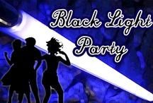 Black Light Party / www.LuluMarketingandEvents.com
