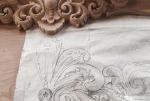 baroque carvings