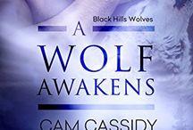Black Hills Wolves Series