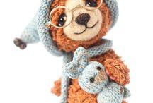 Teddy Bears and company:-)