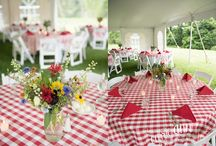 Wedding Decorations / Wedding decorations captured by Carrie Ann Photography.