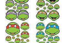 Party: Ninja Turtle / Birthday party ideas