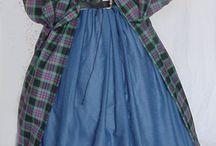 Historische Highland Mode