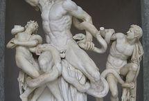 Statues, Figures, Sculptures, and Artist Inspirations