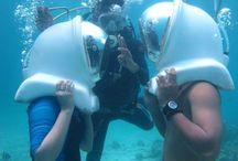 Underwater / activities