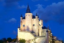 Castles, Chateaus, Churches, Cathedrals, Chapels / by Barbara Richter