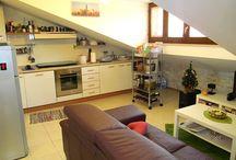 PINETO - B.GO S.MARIA - Trilocale mansardato / WOW...una mansarda al secondo piano!!! Trilocale mansardato al 2° piano, in piccolo condominio:soggiorno con angolo cottura, camera matrimoniale, cameretta... € 88.000,00