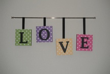 my crafts! / crafts i have made.